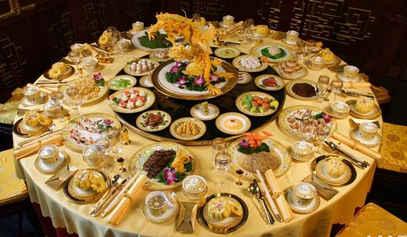 Fang Shan Restaurant - Beijing