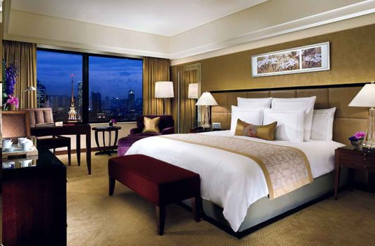 THE PORTMAN RITZ-CARLTON - SHANGHAI